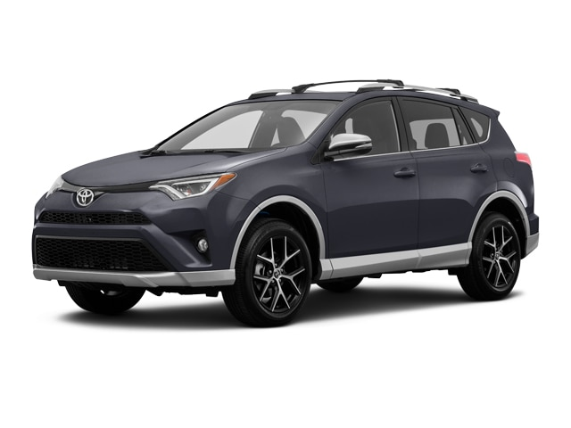 Used 2016 Toyota RAV4 SE SUV Latham