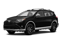 Certified Pre-Owned 2016 Toyota RAV4 SE FWD 4dr  Natl SUV for sale in Charlotte, NC