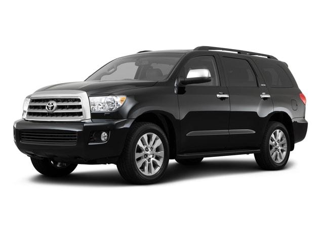 2016 Toyota Sequoia SUV