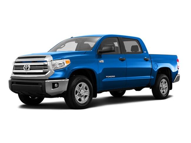 Used 2016 Toyota Tundra SR5 Truck CrewMax in Amarillo