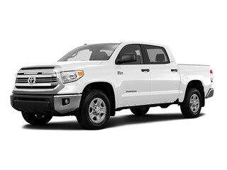 2016 Toyota Tundra 4WD Crewmax Short Bed 5.7L Limited Truck
