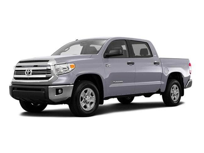 2016 Toyota Tundra 4WD Truck Crew Cab Pickup