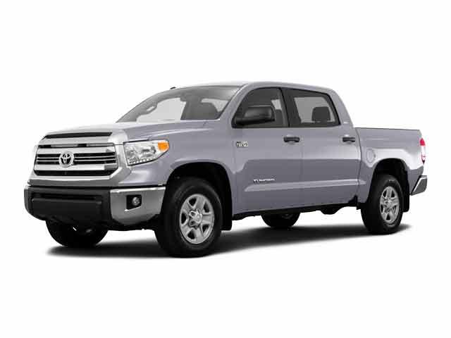 2016 Toyota Tundra SR5 TSS Edition w/Entune Premium Audio & Backup Camera Truck CrewMax
