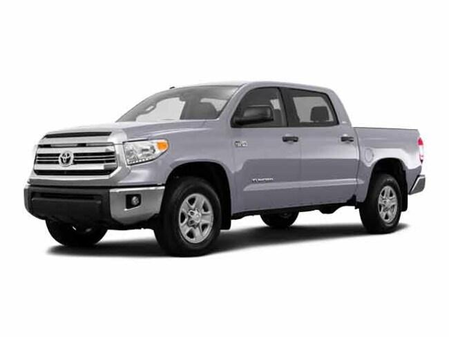 2016 Toyota Tundra SR5 5.7L V8 w/FFV Truck CrewMax