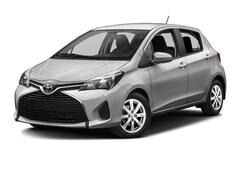 2016 Toyota Yaris 5-Door LE Hatchback