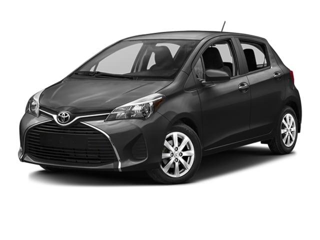 2016 Toyota Yaris Automatic LE Hatchback
