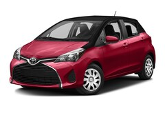 Used 2016 Toyota Yaris 5-Door L Hatchback in Fresno, CA