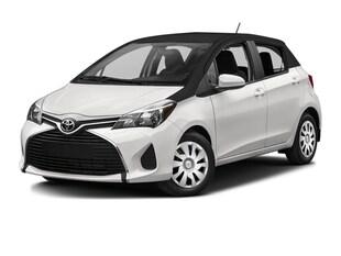 2016 Toyota Yaris 5-Door L Hatchback