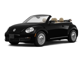 Certified 2016 Volkswagen Beetle 1.8T SE Automatic Convertible 3VW517AT0GM809779 for sale in Huntington Beach, CA at McKenna 'Surf City' Volkswagen