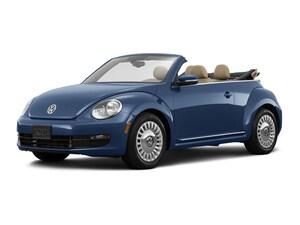 2016 Volkswagen Beetle 1.8T SE Automatic