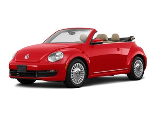 Used  2016 Volkswagen Beetle 1.8T Convertible 3VW517AT2GM807211 for Sale in Mystic, CT