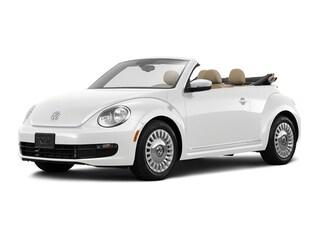 2016 Volkswagen Beetle 1.8T S Convertible