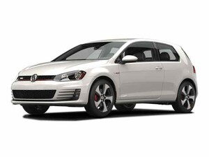 2016 Volkswagen Golf GTI S 2-Door
