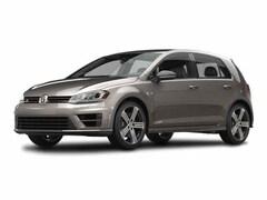 2016 Volkswagen Golf R 4-Door w/DCC & Navigation Hatchback