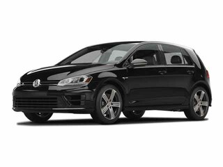 2016 Volkswagen Golf R DCC With NAV Hatchback