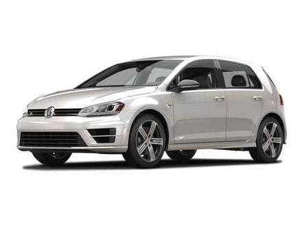 2016 Volkswagen Golf R DCC & Navigation 4motion Hatchback