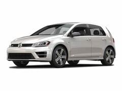 2016 Volkswagen Golf R 4-Door Hatchback