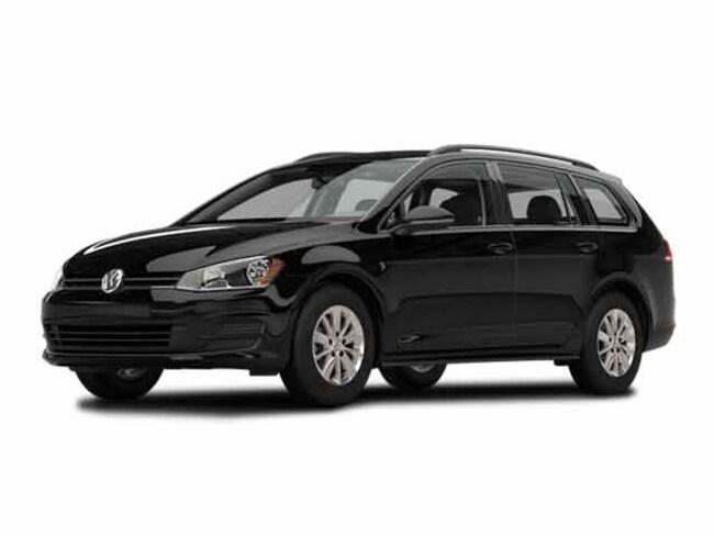 2016 Volkswagen Golf SportWagen TSI Wagon