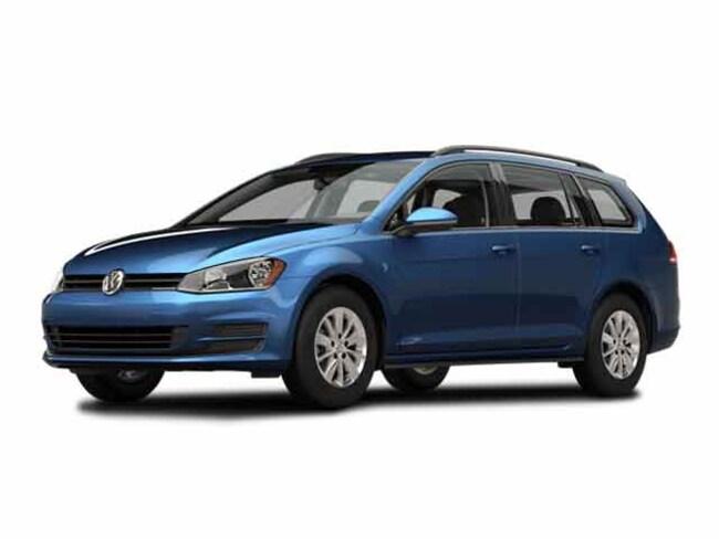 2016 Volkswagen Golf SportWagen TSI S 4-Door Automatic Wagon