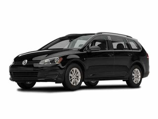 2016 Volkswagen Golf SportWagen TSI S 4-Door Manual Wagon