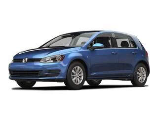 2016 Volkswagen Golf TSI S 4-Door Hatchback
