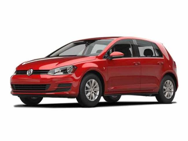 2016 Volkswagen Golf TSI SE 4-Door Hatchback