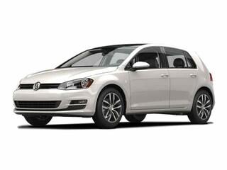 2016 Volkswagen Golf TSI S 4D Manual Hatchback