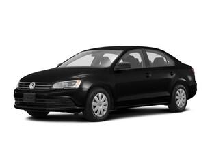 2016 Volkswagen Jetta 1.4T S Sedan