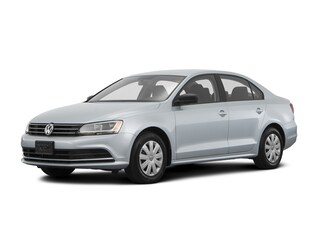 Certified Pre-Owned 2016 Volkswagen Jetta 1.4T S Sedan for sale in Canton OH