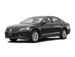 2016 Volkswagen Passat 1.8T Sedan