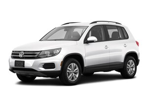 2016 Volkswagen Tiguan 2.0T S Automatic with 4MOTION