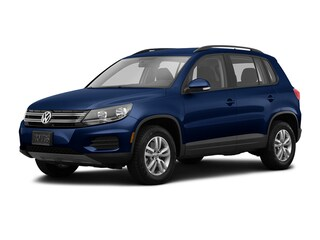 Used 2016 Volkswagen Tiguan S 2WD  Auto S in Fort Myers