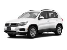 2016 Volkswagen Tiguan 2WD  Auto SE SUV