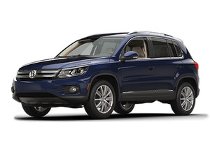 2016 Volkswagen Tiguan Affordable | Quality | Fuel Efficient