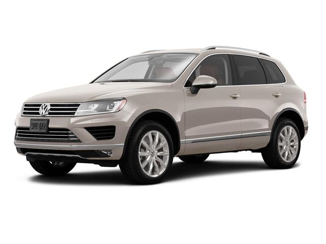 2016 Volkswagen Touareg Sport w/Technology SUV