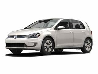 2016 Volkswagen e-Golf HB SEL Premium