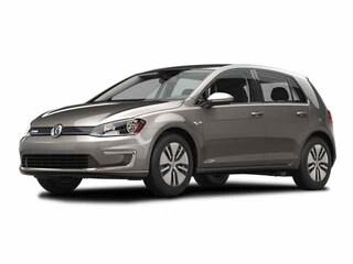 Used 2016 Volkswagen e-Golf SE Automatic Hatchback for sale in Cerritos at McKenna Volkswagen Cerritos