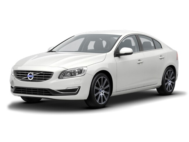 2016 Volvo S60 Inscription T5 Platinum Inscription Sedan