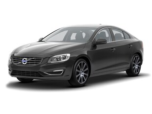 2016 Volvo S60 Inscription T5 Platinum Sedan