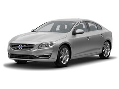 Used 2016 Volvo S60 T5 Drive-E Premier Sedan YV126MFK6G2394166 for sale in Jackson, MS