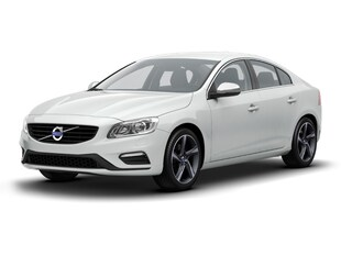 2016 Volvo S60 T6 R-Design Platinum Sedan
