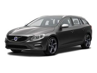 2016 Volvo V60 T6 Drive-E R-Design Wagon YV149MSP4G1309395