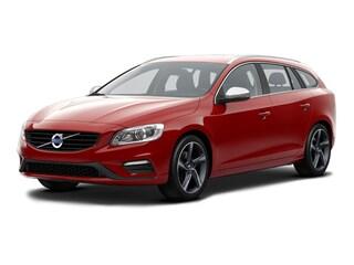 2016 Volvo V60 T6 Drive-E R-Design Platinum Wagon