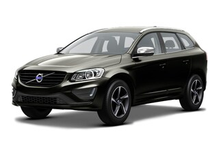 New 2016 Volvo XC60 T6 R-Design Platinum SUV in Eugene, OR