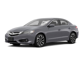 New 2017 Acura ILX Premium A-SPEC Sedan