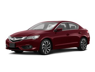 2017 Acura ILX Technology Plus and A Spec Packages Sedan