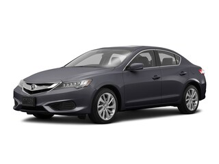 Certified Pre-Owned 2017 Acura ILX Premium Sedan Pittsburgh