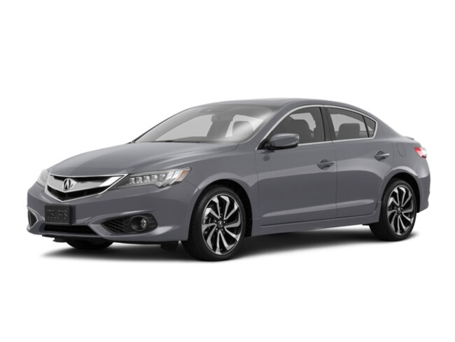 New 2017 Acura ILX Technology Plus & A-SPEC Packages Sedan