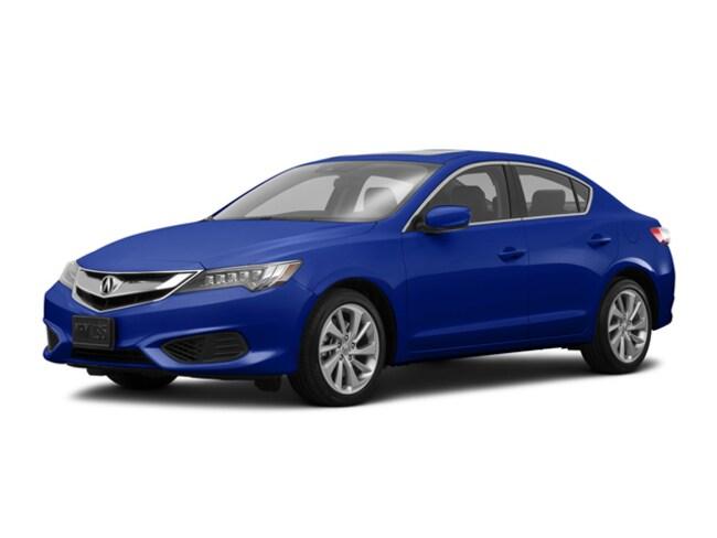 New 2017 Acura ILX Technology Plus Package Sedan
