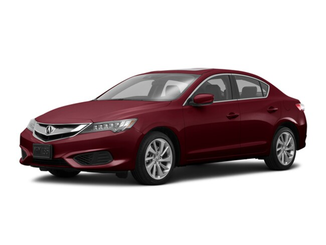 New 2017 Acura ILX Technology Plus Package Sedan